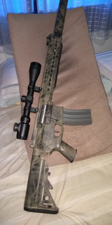 Rifle Airsoft Aps Asr 116