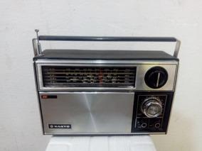 Radio Antigo Sanyo Rp 4450