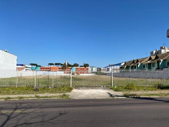 Terreno Para Alugar, 2100 M² Por R$ 8.400,00/mês - Novo Mundo - Curitiba/pr - Te0048