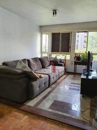 Imagem 1 de 11 de Apartamento Com 3 Dormitórios À Venda, 125 M² Por R$ 1.200.000,20 - Perdizes - São Paulo/sp - Ap0741