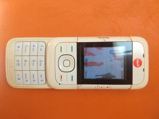Celular Nokia Modelo 5200 Funciona Perfeitamente.