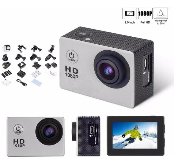 Mini Camera Filmadora Sports Hd 1080p Aprov D