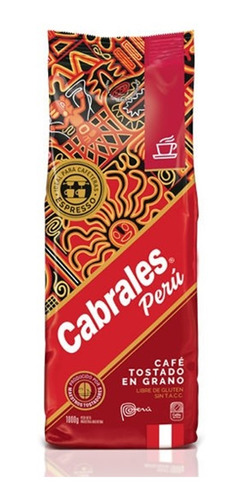 Cafe Grano Cabrales Peru 1kg