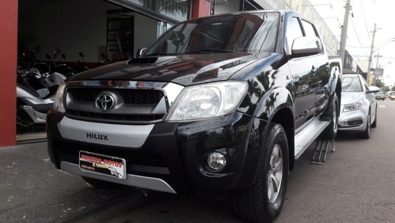 Hilux 3.0 Srv 4x4 Cd Diesel 2010