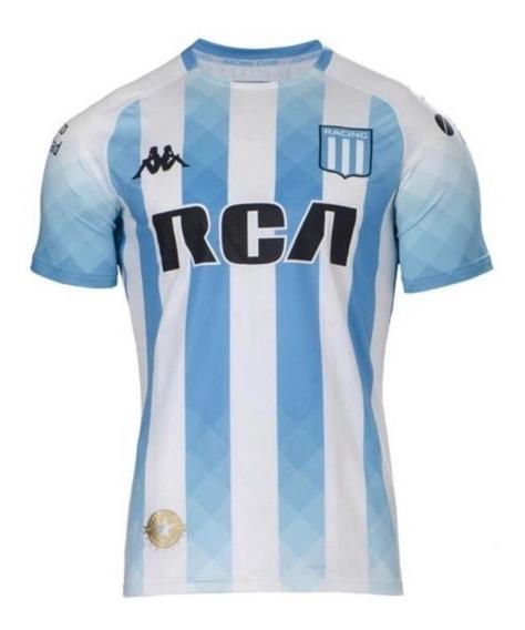 Camisa Racing Argentina - Original - 2019/20 - Frete Grátis