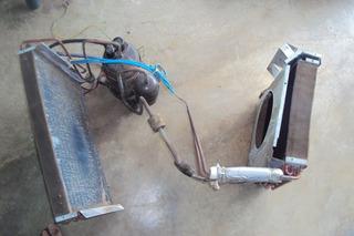 Tubería Y Radiador Para Aire Acondicionado De 12.000 Btu