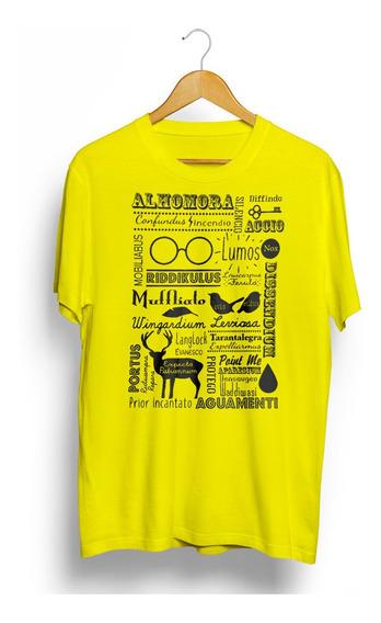 Camiseta Harry Potter: Spells