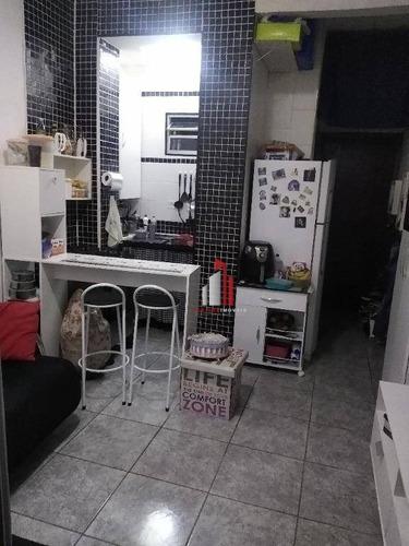 Apartamento À Venda, 32 M² Por R$ 150.000,00 - Santa Efigênia - São Paulo/sp - Ap0945