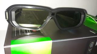 Óculos 3d Nvidia 2 Wirelles Classes Kit