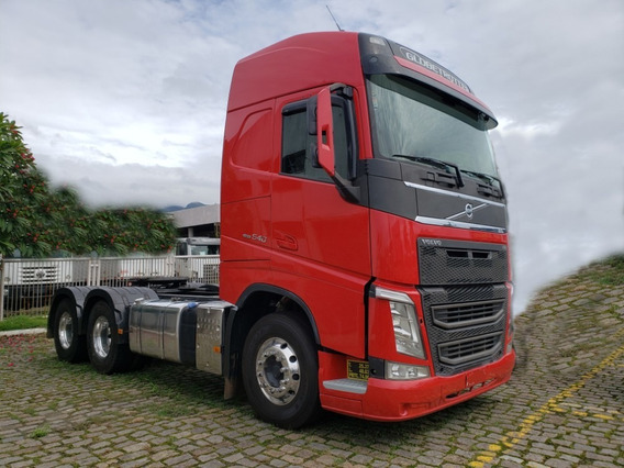 Volvo Fh540 Ishift 6x4 Ano 2017/2018 Tanqueiro = Scania, Mb
