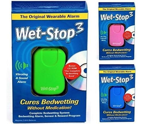 Alarma Con Sonido Enuresis Wet-stop3 Micción Involuntaria