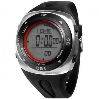 Relógio Mormaii Masculino Táboa De Maré Digital Preto