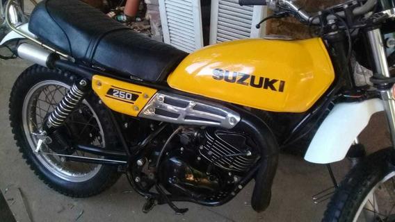 Suzuki Ts 250cc