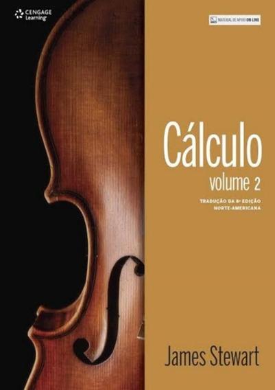 Calculo Vol. 2 - Traducao Da 8ª Ed Norte-americana