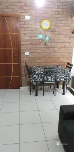 Imagem 1 de 20 de Cobertura Com 2 Dormitórios À Venda, 100 M² Por R$ 265.000,00 - Utinga - Santo André/sp - Co0081