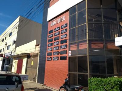 Sala Para Alugar No Setor Central Em Anápolis/go - 985
