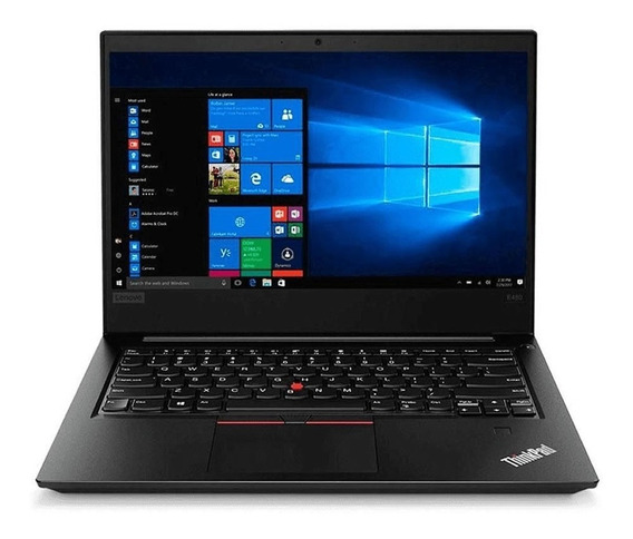 Notebook Lenovo Thinkpad I5 8gb Ram Hd 500gb W10 20kq0007br
