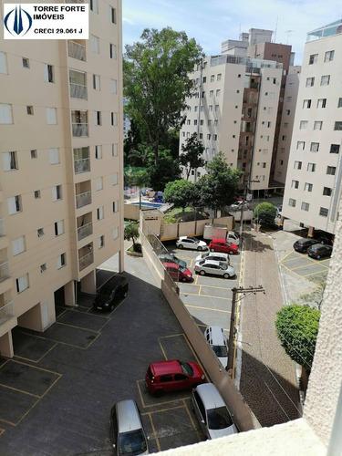 Apartamento Com 3 Dormitórios, 1 Vaga Na Vila Ema - 2369