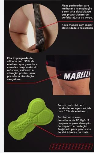 Bretelle Marelli Endurance Longa Distância | PROBIKE