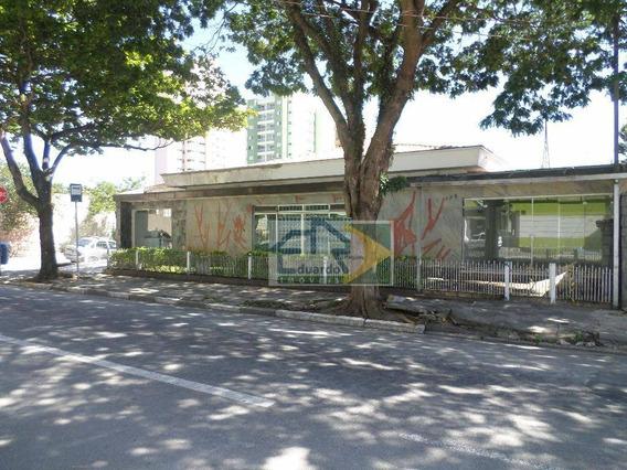 Casa Comercial À Venda, Centro, Suzano. - Ca0122