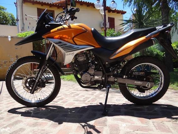 Moto Keller Quasar 260cc