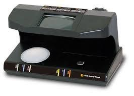 Detector De Billete Falso Rcd-3plus