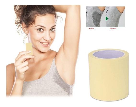 Protetor Anti Suor Para Axilas Adesivo Invisível Unissex