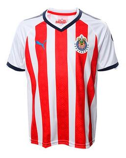 Playera Jersey Club Chivas Guadalajara Niño 01 Puma 752797
