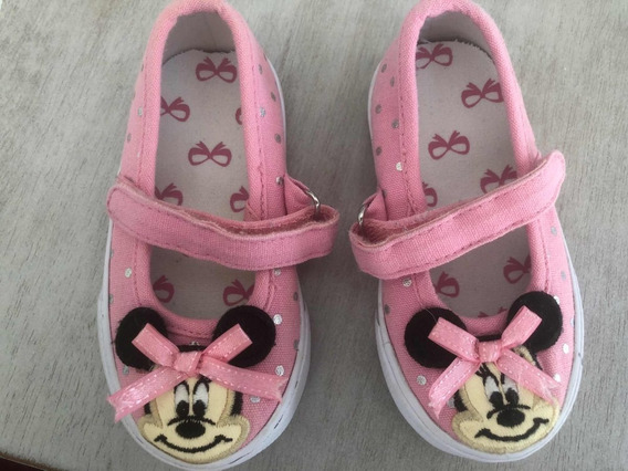 Zapatillas Chatitas Minnie Disney Original