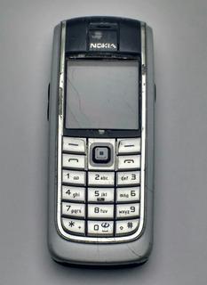 Celular Nokia 6020 Usado Operadora Oi