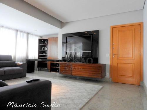 Imagem 1 de 15 de Apartamento 4 Quartos À Venda, 4 Quartos, 2 Vagas, Anchieta - Belo Horizonte/mg - 16615