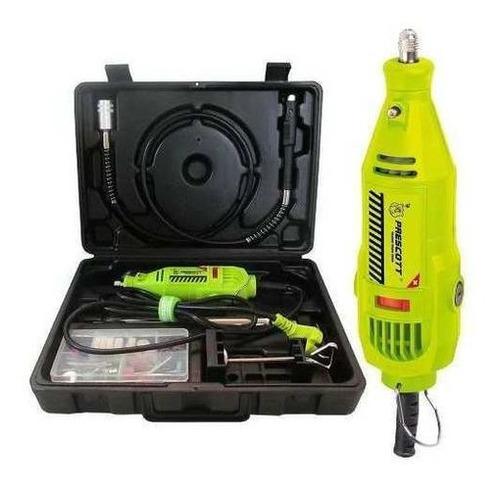 Mini Torno C/ Kit De 40 Piezas 135watt | Ynter Industrial