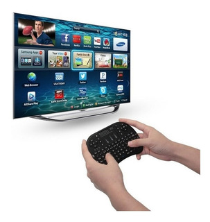 Teclado Para Cajas Android Tv Box Inalambrico Con Mouse Roku