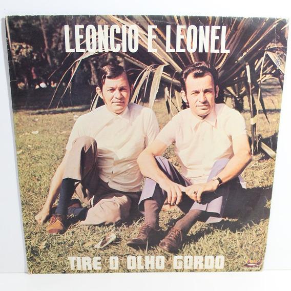 Leoncio E Leonel - Tire O Olho Gordo Lp Pai João E Mãe Maria