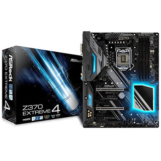 Asrock Placa Madre Motherboard Z370 Extreme4