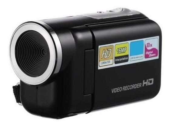 Filmadora Hd Alta Definição 1080 P Frete Grátis.