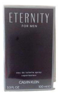 Perfume Eternity For Men Edt 100 Ml Original