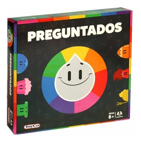 Preguntados Juego De Mesa Toyco Original