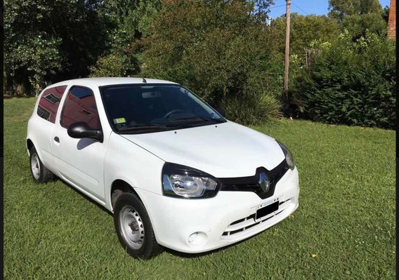 Renault Clio 1.2 Mio Work 2015