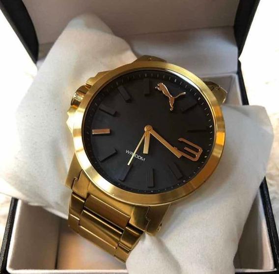 Relógio Puma Maquinário Original