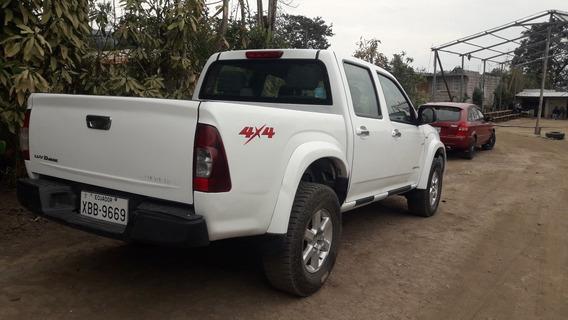 Chevrolet D-max 3.0 Diesel 4x4 D/c