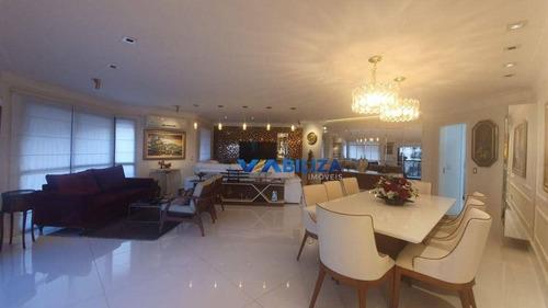 Imagem 1 de 30 de Apartamento À Venda, 240 M² Por R$ 1.780.000,00 - Macedo - Guarulhos/sp - Ap3878