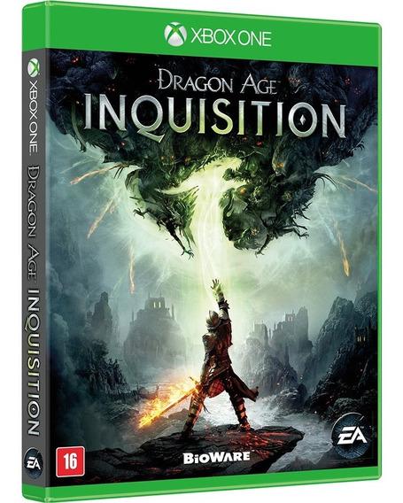 Dragon Age Inquisition Xbox One Midia Física - Novo Lacrado