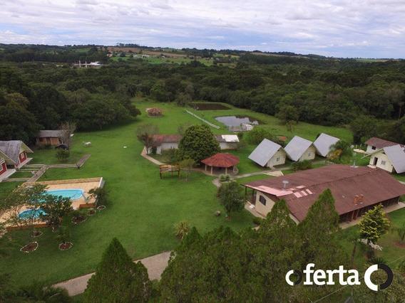 Chacara Com Casa - Bugre - Ref: 503 - V-503