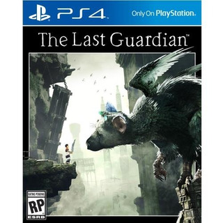 The Last Guardian Playstation 4 Nuevo