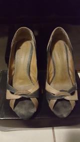 c3b891e2189 Sapato Sandália Feminino Salto Alto Peep Toe Constance