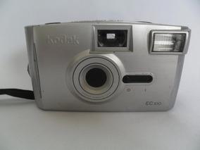 Câmera Máquina Fotográfica Antiga Kodak Ec 100 Coleção