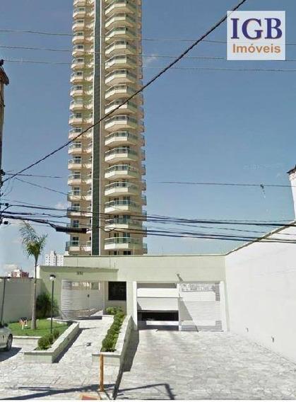 Apartamento Com 4 Dormitórios À Venda, 209 M² Por R$ 1.300.000,00 - Mandaqui - São Paulo/sp - Ap0371