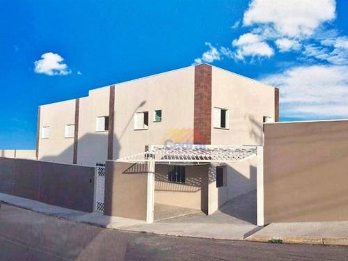 Sobrado À Venda, 72 M² Por R$ 300.000,00 - Vila Oliveira - Mogi Das Cruzes/sp - So0288