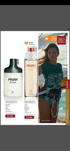 Perfume Natura De Kaiak - mL a $711
